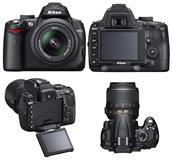 Nikon dhe Panasonic kamer