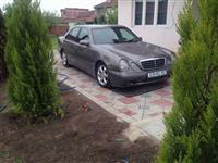 Shes Mercedes E220 CDI