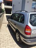 Opel zafira 1.8 16V Ecotech motor