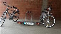 Skiboks (kufer per transport),mbajtese per bicikle