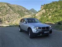 Bmw X3 2.0D FACELIFT 2008