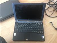 Laptop 10 inq 1gb ram 60gbhdd 128mb grafik