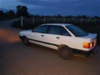 Audi 80 benzin+gaz