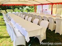 Tenda karrika tavolina me qera 049 306 493