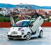 Fiat 500 Abarth by Romeo Ferraris Monza Edition