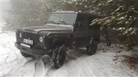 Land Rover Defender ne shitje