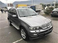 BMW X5 Modifikant