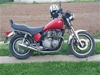 Yahmaha 750cc