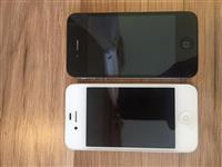 Shitet Iphone 4s dhe 4.
