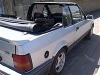 Ford Escort kabriolet disel 1.6 -86