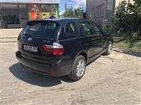 BMW X3 2.0 D xdrive 4x4