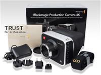 BlackMagic Production 4k