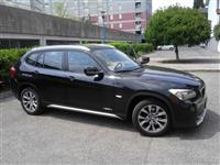 BMW X1 2.0d xdrive 4x4 automatic