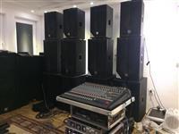 Electro voice Tour X system