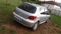 Peugeot 307 HDI. 2.0 Viti 2003