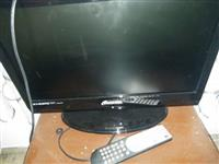Electrion LCD 19'' LCDVD195E   TV\DVD