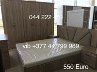 Dhoma Gjumi me Shumic dhe Pakic vib+383 44 799 989