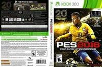 Shes PES 2016 XBOX 360