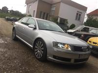 Audi a8 3.7 v8