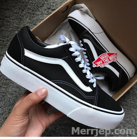 vans platform old skool 39