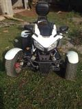 Motorre me 4 rrota ATV