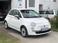 Fiat 500C, Fiat 2012, 100.000km