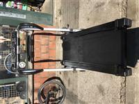 Trak Vrapuse 16x32 120KG Full Option +LIFT