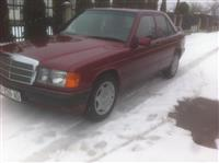 Shes mercedes benz 190d