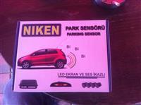 senzor parkingu