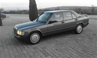 Shes Mercedes Benz 190 shume i rujten