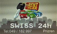 Swiss rent a car prizren
