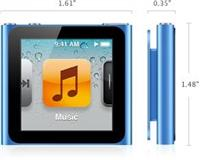 Apple Ipod touch Nano  6th  generation 8gb