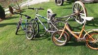 Shes 3 bicikleta