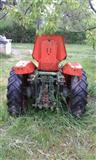 Traktor i vogel