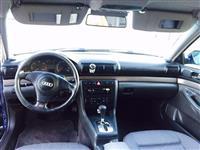 Audi A4 1.9 TDI e kuqe Automatik Tiptronik U SHIT
