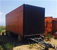 Rimorkio (trailer) 3500 kg