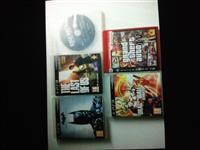SONY PLAYSTATION 3 PS3 CD 5 LOJRA LIRE