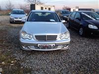 Merceded c klas 220 viti 2006 automatik