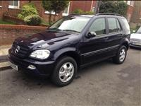 Shitet Mercedes Benz, ML 270, 2004, Automatik