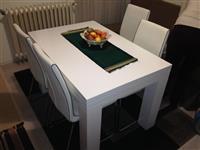 tavoline kuzhine e bardhe