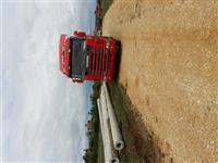Kamion kran kiper