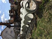 BEJM hapjen e pusave me gypa betoni deri 42 m thel