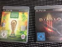 FIFA WORD CUP 2014 dhe DIABLO 3