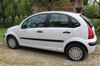 Shes veturen Citroen C3