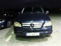 Mercedes 320 ML benzin automati rks boj ndrrim