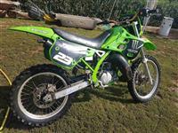 Kawasaki kdx125 enduro