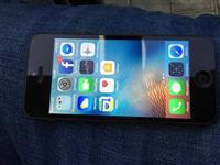 iPhone 5 shum i rujtun ngjendje trregullt