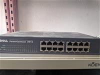 Dell switch 16port 10/100mbps