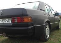 Shes Urgjend Mercedes 190 Dizel 1 vit regjistrim
