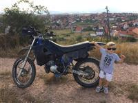 Yamaha 125 cc shitet ndrrohet